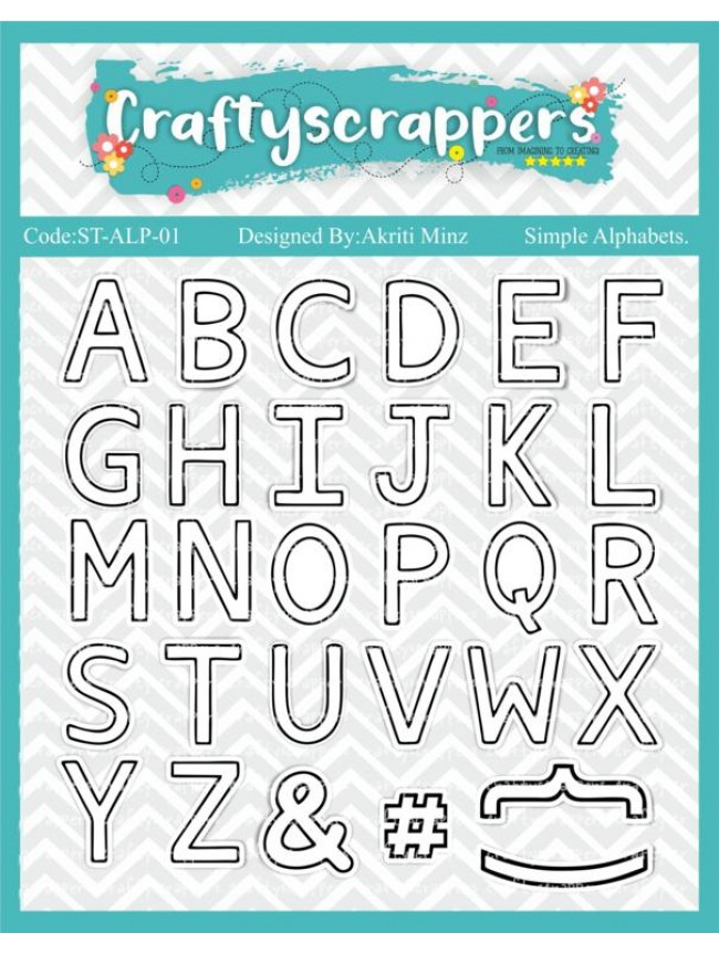 SIMPLE ALPHABETS